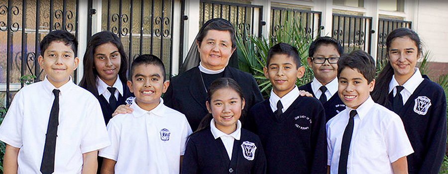 Our Lady of the Holy Rosary School